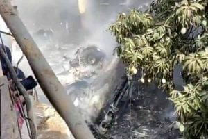 Pakistani Plane Crash – at least 66 dead