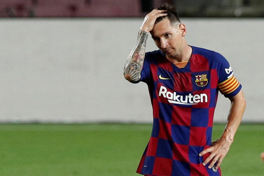 Messi Called Off Negotiations to Renew Barca Contract: Report