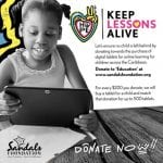 Sandals Foundation Raising Funds To Purchase Tablets For Caribbean Students