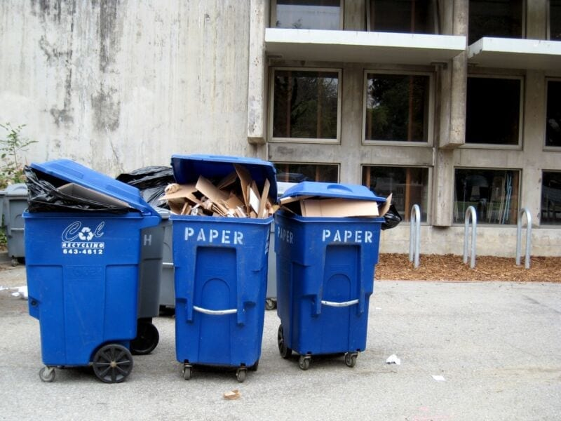 Does paper recycling benefit the climate? It depends...