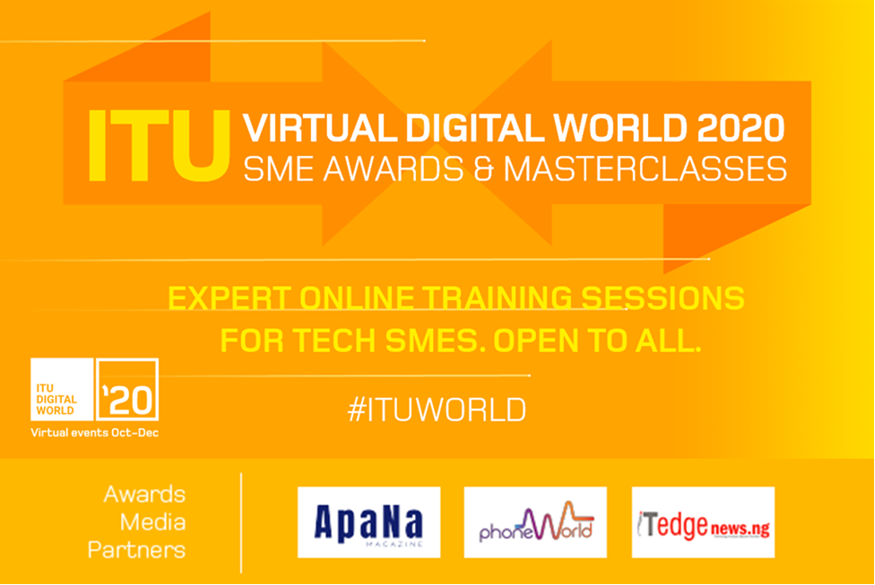 UN-ITU Online Classes Supporting Tech SMEs, the Engine of Economic Recovery in the Global Crisis