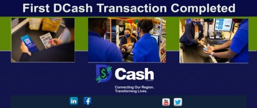 First Digital EC Currency (DCash) Transaction Completed in Grenada