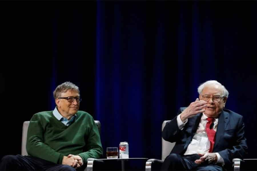 Warren Buffet To Step Down As Trustee from Gates Foundation