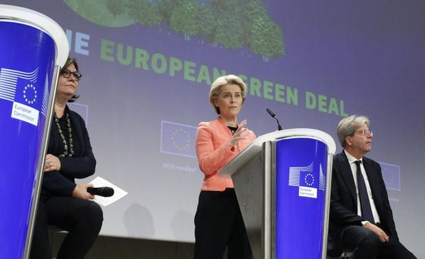 EU's Sweeping Climate Plan Serves Notice To The World